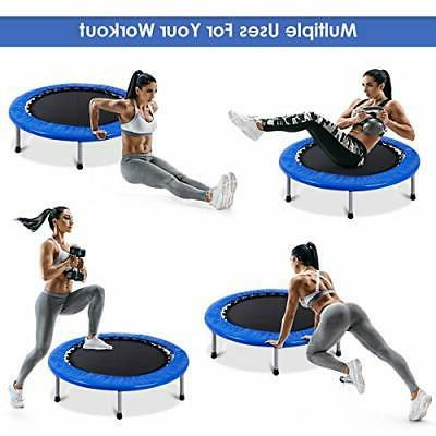 Giantex Fitness Trampoline for Adults and Kids, 38 Inch