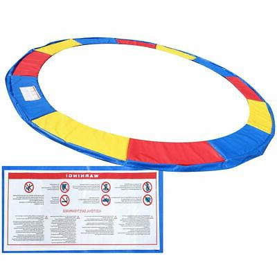 Multi Color Trampoline Pad EPE Foam Cover Replacement