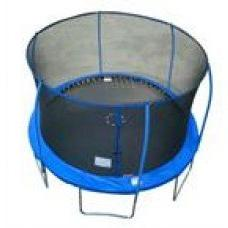 Net for 12ft Trampoline, use with 6 Poles and small Top Ring