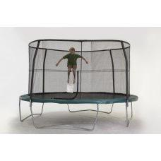 Net for 14ft Trampoline Enclosure using 4 Poles and Sleeves