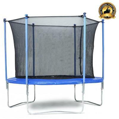 new 8 ft trampoline combo bounce jump