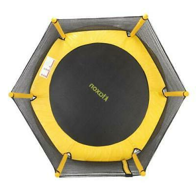 Out/Indoor Youth Kids Trampoline Exercise Pad Enclosure