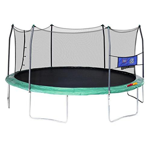 Skywalker 16-Foot Trampoline Includes Double Game – Added Features – Exceeds ASTM Last