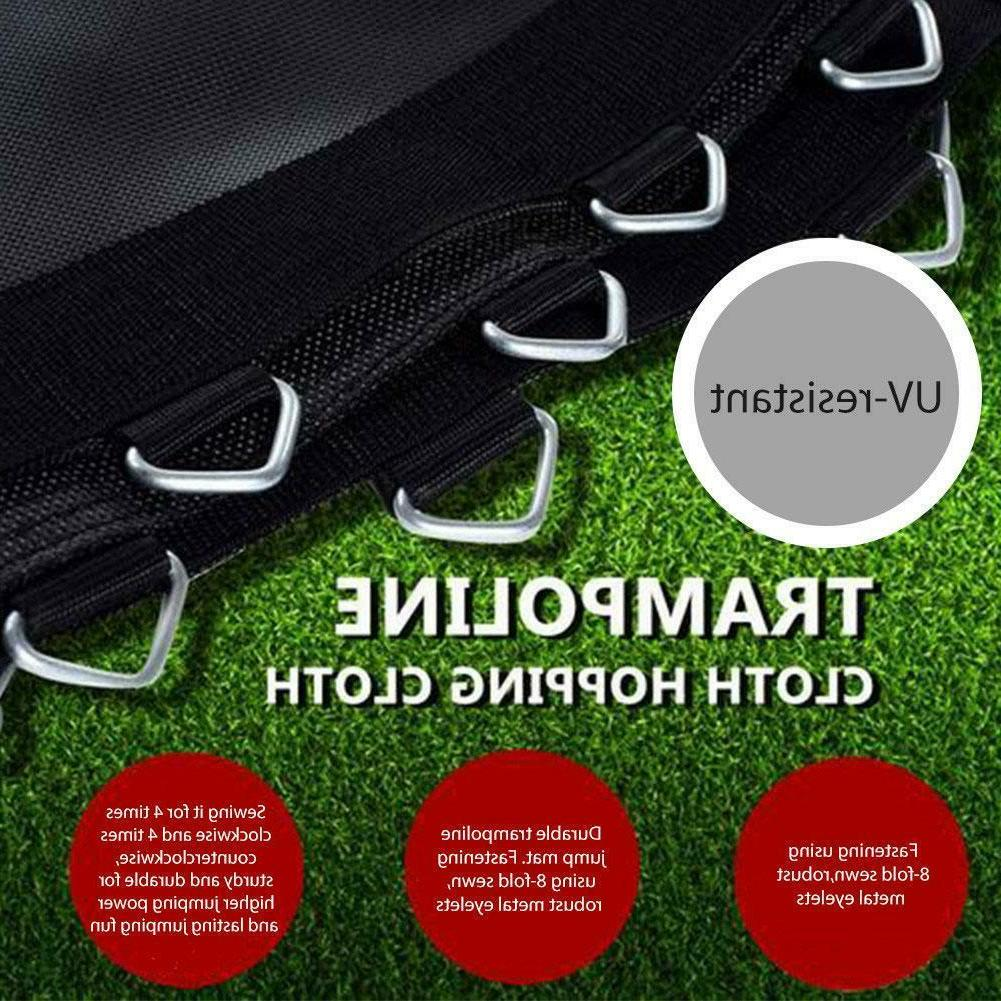 Replacement Padding Pad Safety Bounce Jumping Black for