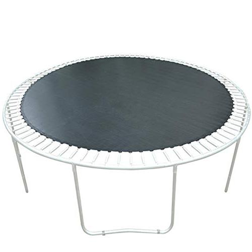 round trampoline mat replacement
