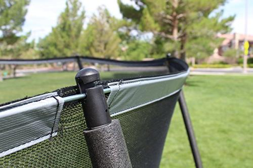 Trampoline Safety Parts Quantity: Models-The
