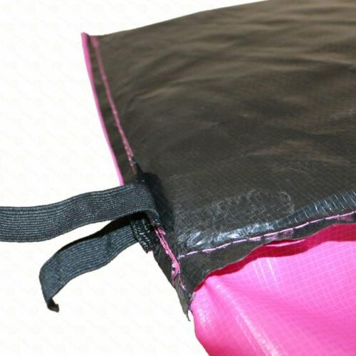 Safety Mat Pad Cover Fits 10'/12'/14'/15' Frame