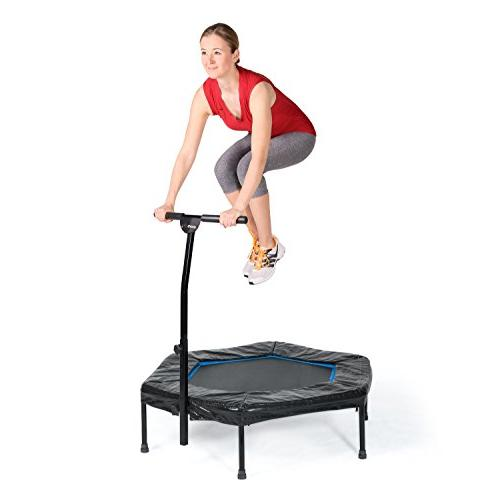 SportPlus Fitness Bar Bungees Ideal for Workout, Training Home, Rope System –