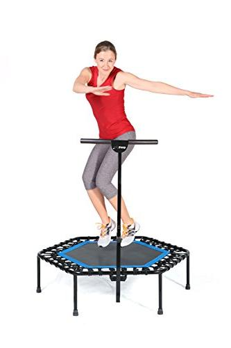 SportPlus Bar / Replacement Bungees Indoor Trampoline for Ideal for Cardio Workout, Training Rope – Max 286