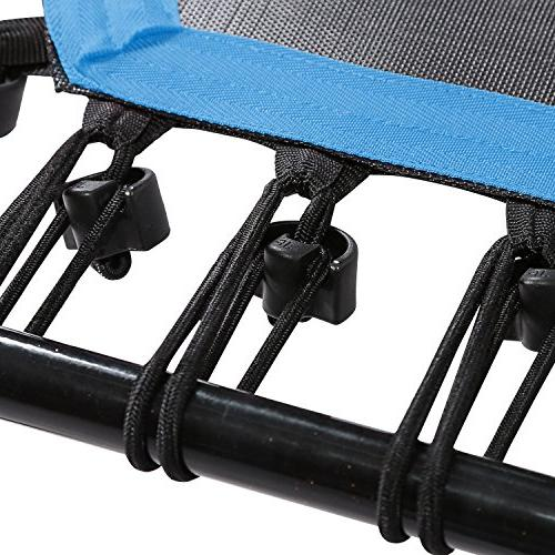 SportPlus Bar / OR Bungees Indoor Trampoline for Adults Rope System – Max