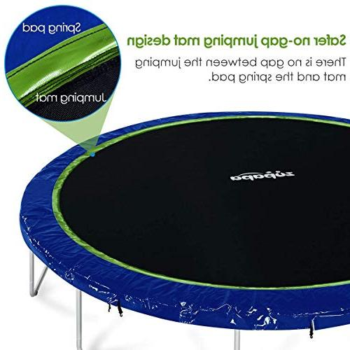 Ft TUV Approved Pole and and Jumping Mat and Size Feet