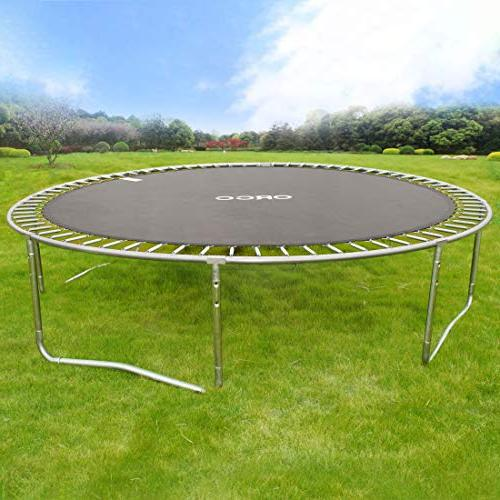 ORCC 15FT Trampoline, Enclosure and All Best Gift for