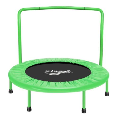 Gardenature Trampoline-36 Portable Indoor Trampoline for Kid
