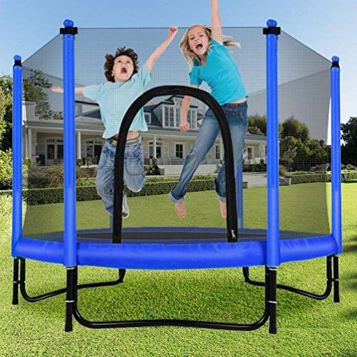 Fashionsport OUTFITTERS Safety -Indoor Outdoor Trampoline for