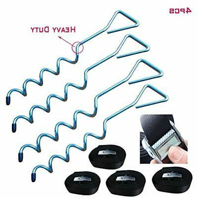 trampoline accessories trampoline stakes trampoline anchors