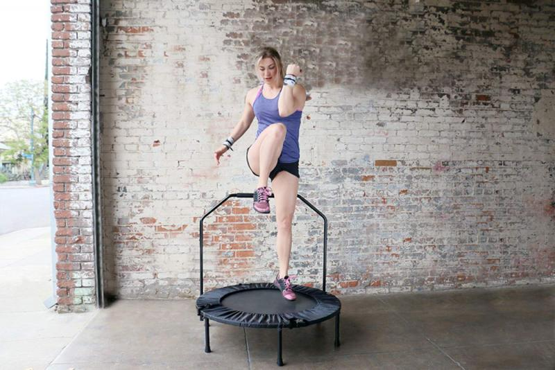 Marcy Trampoline Cardio Trainer