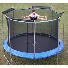 Trampoline Enclosure Mesh Net ONLY for 12' 1209C- OEM Equipm