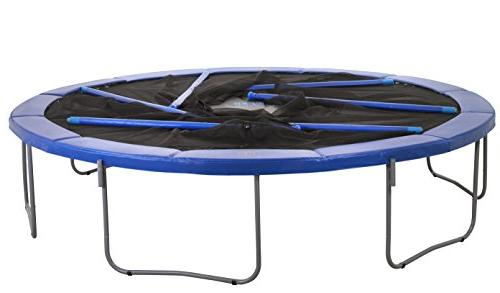 "Upper Bounce Trampoline & equipped the ""EASY"