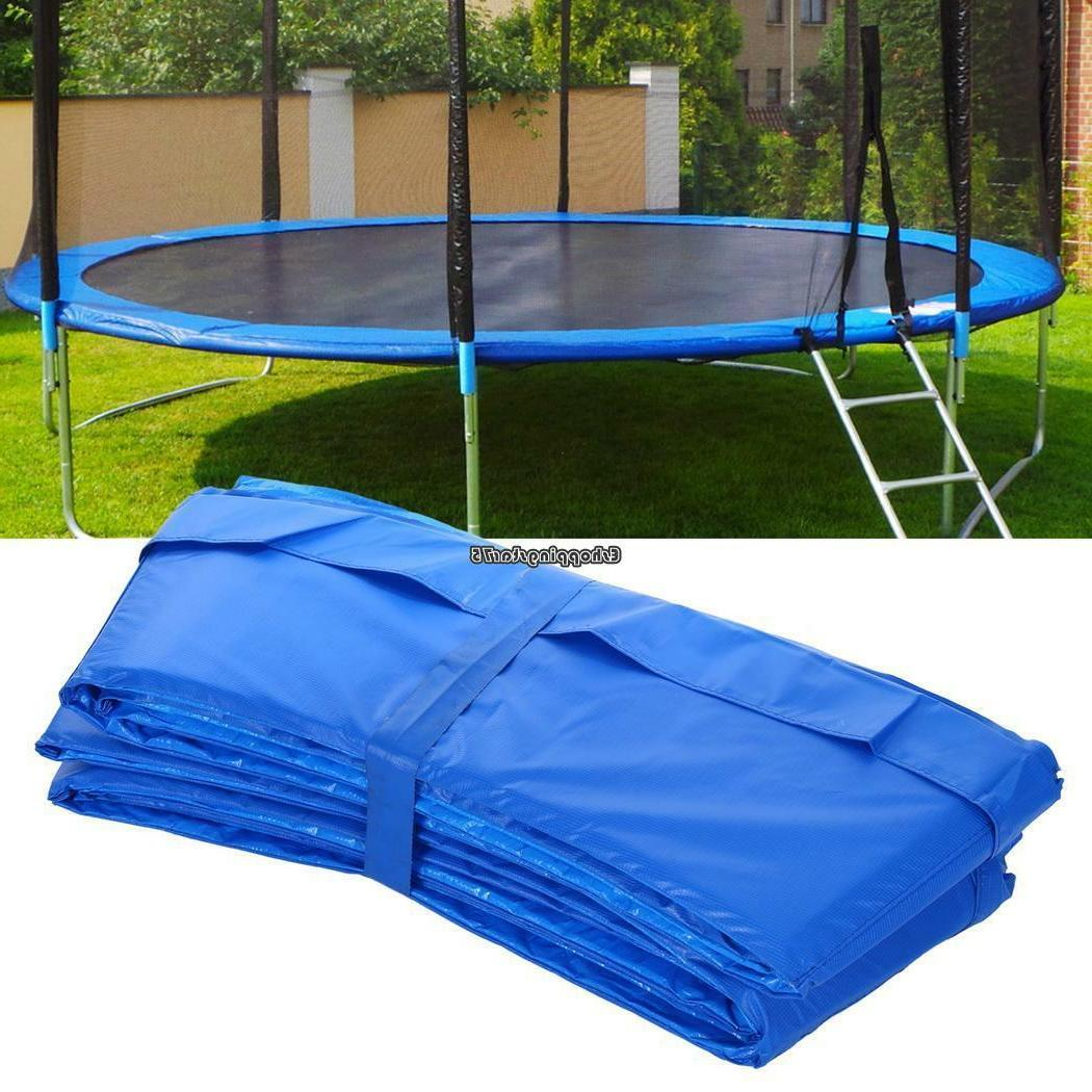 12 10 14 15ft Round Trampoline Safety Pad Frame Protection C