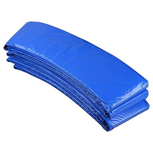 """Safety Pad 0.6"""" 18oz. PVC Outdoor Gym Spring Cover 14ft"""