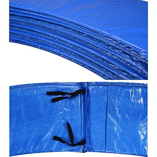 """Safety Protect 0.6"""" 18oz. Outdoor Gym Spring Cover 14ft"""