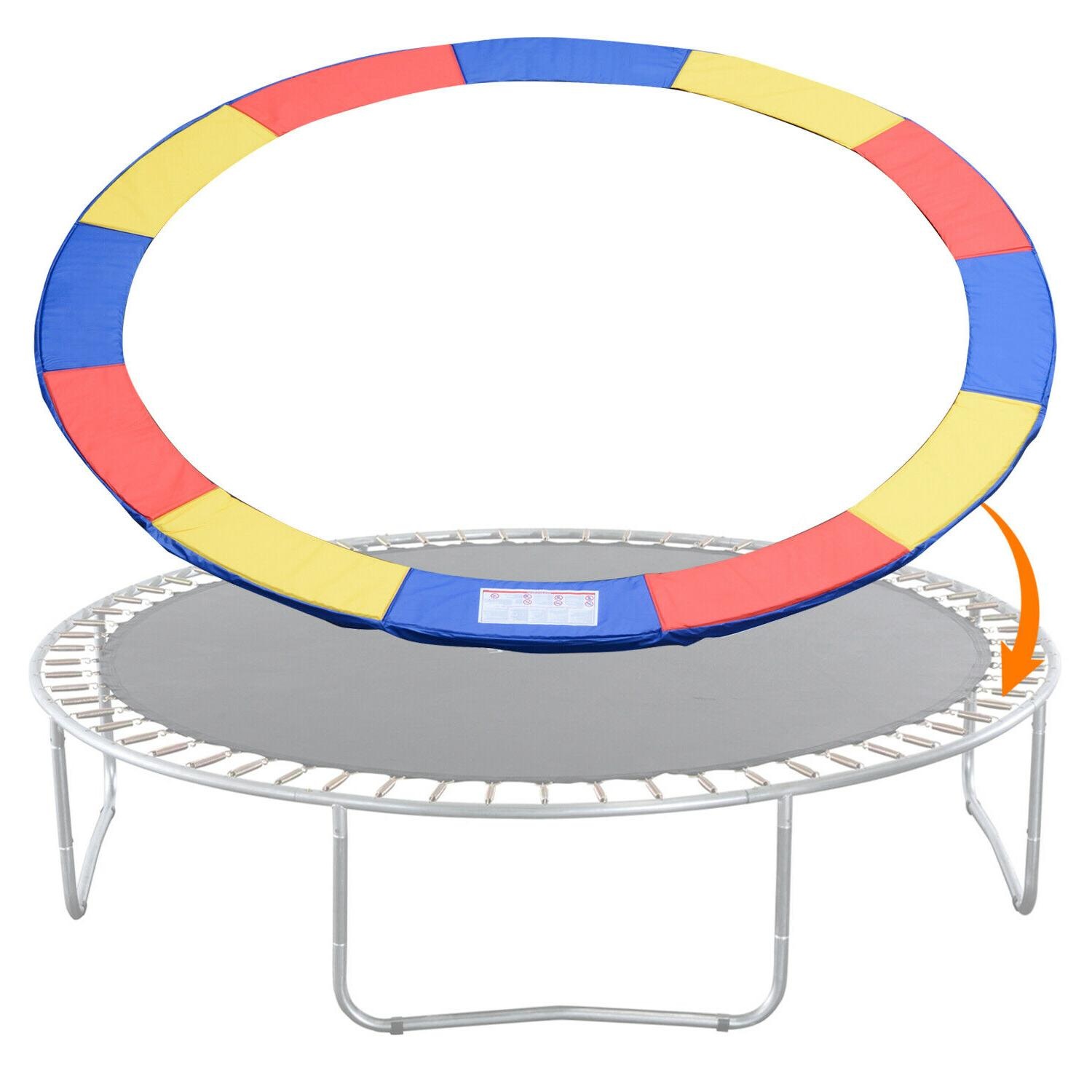 trampoline replacement safety pad spring round cover