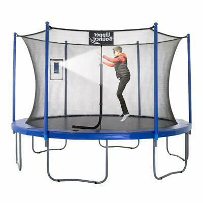 Upper Bounce Trampoline Enclosure Replacement Net Smartphone/Tabl...