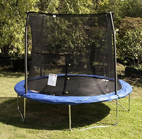 JumpKing Trampoline and Safety