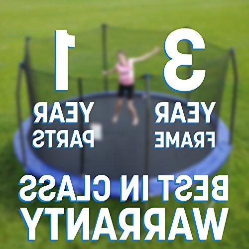 Skywalker Trampolines Mini with Kids Trampoline – Safety or 40-inch, 60-inch