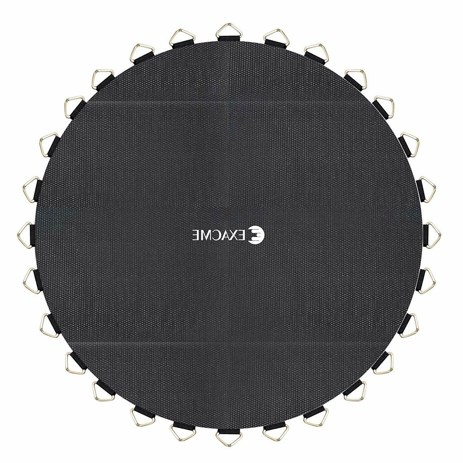 weatherproof jumping mat round for 10 16
