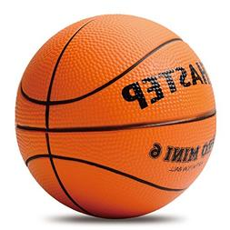 Mini Basketball, Chastep, 6 Inch Foam Ball. Soft and Bouncy,