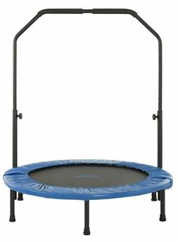 Upper Bounce Mini Foldable Rebounder Fitness Trampoline With