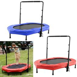 Mini Indoor Trampoline Bouncer For Child Kids Baby Toddler w