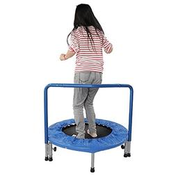 """MOONBUY Mini Kids Trampoline, 36"""" in-Home Portable Active To"""