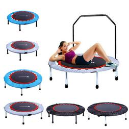Mini Rebounder Trampoline Exercise Fitness Gym Kids Jump Tra