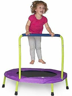 """USA Toyz Mini Trampoline for Kids and Toddlers - 36"""" Tramp"""