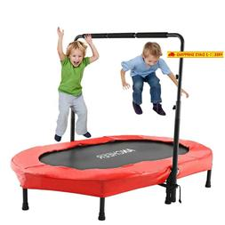 Ancheer Mini Trampoline For Two Kids, Parent-Child Trampolin