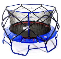 Monxter XT8 15-Foot Round Trampoline with Patent 2-Net Enclo