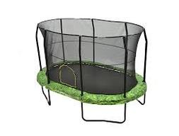 Bazoongi NET55-JP3JK 55 in. Enclosure Netting with Jk Logo f