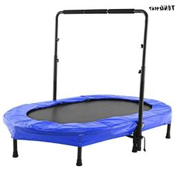 NEW 12 FT Round Trampoline without Enclosure, Net W/ Spring