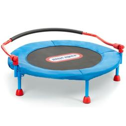 New Little Tikes Easy Store 3ft Trampoline 3-6 Years Toddler