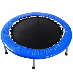 New Mini Band Trampoline 38'' Safe Elastic Exercise Workout
