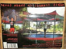 NEW Propel P156TT15ft Club House Trampoline SHADE COVER (tra