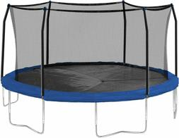 New Skywalker Trampolines 15  Round Trampoline with Enclosur