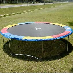 TOP 12FT/14FT/15FT Trampoline Safety Pad EPE Foam Spring Cov