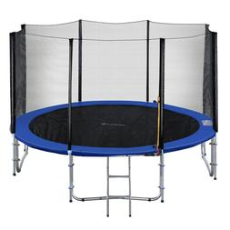 Exacme Outdoor Trampoline 16 15 14 12 10 8 FT with Enclosure