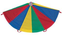 Champion Sports Multi-Colored Parachute, 20-Foot Diameter