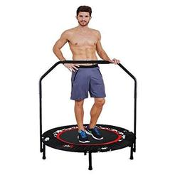 """Tomasar 40"""" rebounders Mini Trampolines, Foldable Fitness Tr"""