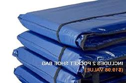 Trampoline Depot PREMIUM RECTANGLE REPLACEMENT SAFETY PAD