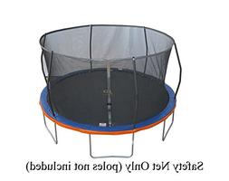 14' Replacement Trampoline Safety Net Fits Walmart Models: T